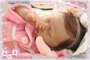 Bebê Emma - Criação Ana Reborn para Novela da Globo
